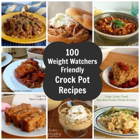 cooker weight watchers recipes 100 weight watchers crock pot recipes with smartpointsplus