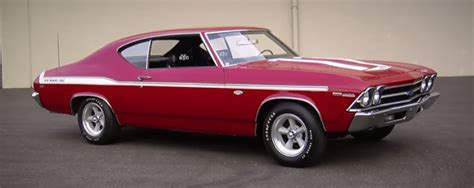 1969 chevrolet chevelle yenko muscle car hot cars