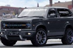 it is official the ford bronco is coming out in 2020
