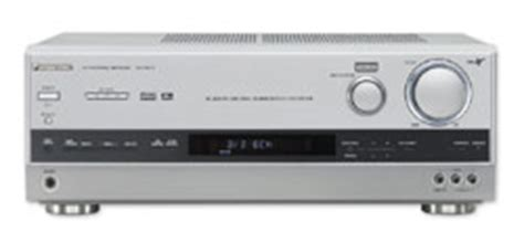 audio home theatre receivers panasonic sa he75 magen
