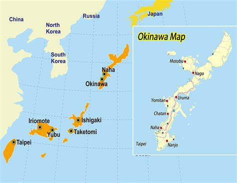 okinawa map map of okinawa in pictures to pin on pinsdaddy