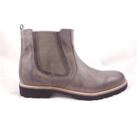 mens grey chelsea boots lotus crestone grey leather mens chelsea boot lotus from