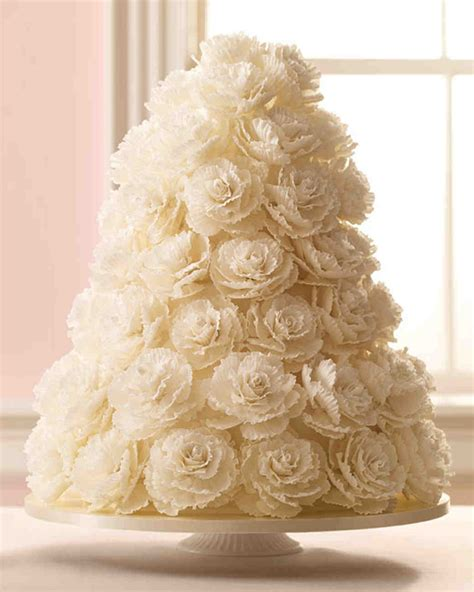 Martha Stewart Weddings by 50 Great Wedding Cakes Martha Stewart Weddings