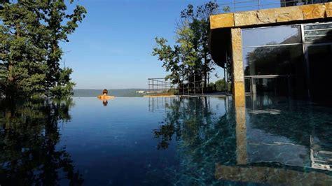infinity pool deutschland mawell resort langenburg germany infinity pools