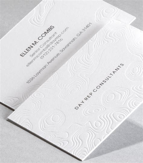 browse business cards template gallery letterpress business card design inspiration gallery