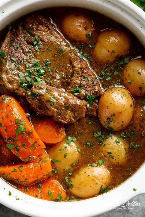 balsamic roast beef in oven balsamic pot roast