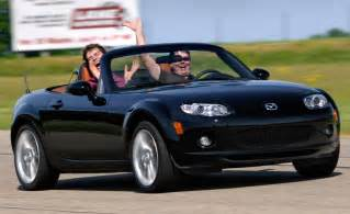 a 2000 pound mazda mx 5 miata don t count on it car and