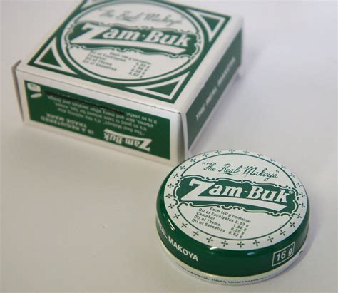 Zam Buk zam buk ointment 16g small tin