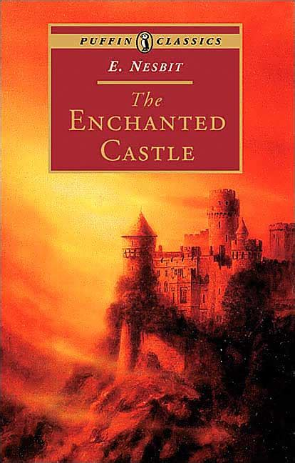 The Enchanted Castle the enchanted castle frisbee a book journal