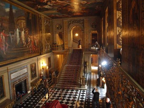 Stately Home From The Inside by Inside The Magnificent Chatsworth Chatsworth House Is A