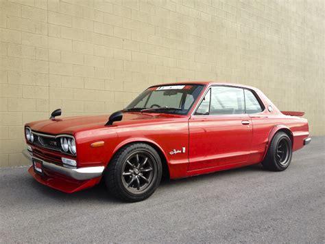 1970 Nissan Skyline by 1970 Nissan Skyline 2000gt Sold Jdm Legends