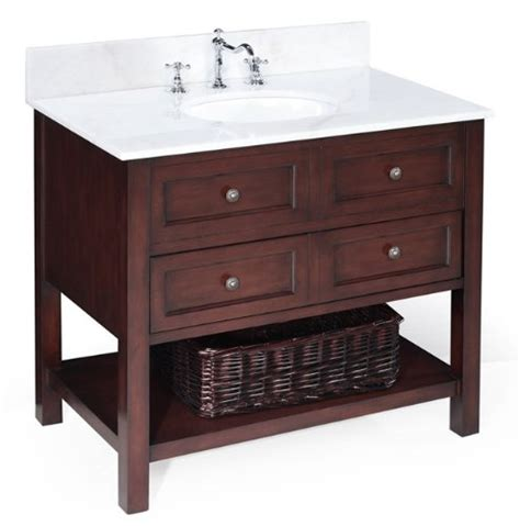 New Bathroom Vanity by Chic New Yorker Bathroom Vanity