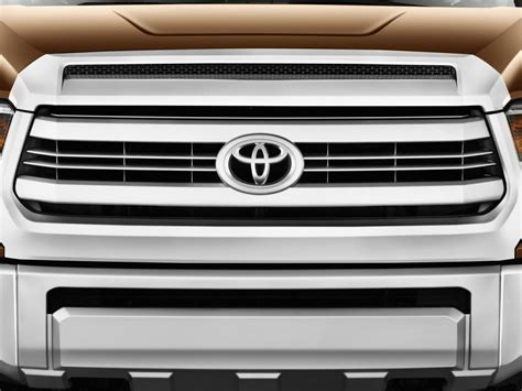 2014 Toyota Tundra Grill Image 2014 Toyota Tundra Grille Size 1024 X 768 Type
