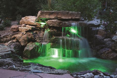 how to build a waterfall in your backyard building a waterfall in your yard roaring fork lifestyle magazine