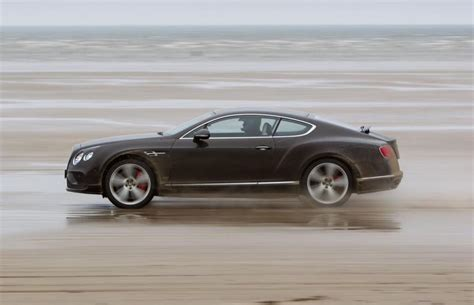 bentley continental gt breaks uk land speed record