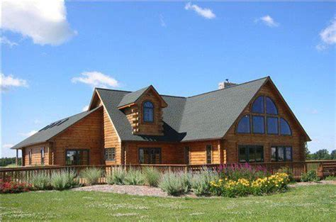 17 best images about custom log homes by gastineau log