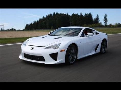 how do i learn about cars 2012 lexus es free book repair manuals 2012 lexus lfa car and driver youtube