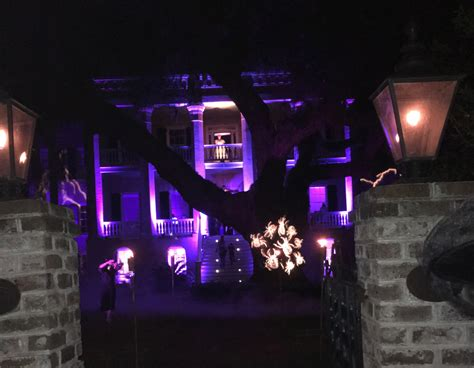 Downtown Haunted House by Beaufort To Beaufort Alembic Adventures