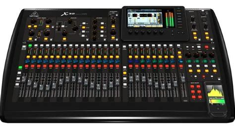 Mixer Audio Sound Sistem the best audio mixer consoles powered unpowered 2018 gearank