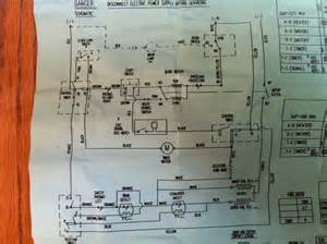 i a ge electric dryer which will not run it has motor