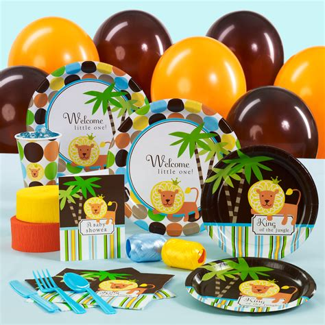 Safari Baby Shower Plates by Smart Tips To Get Economical Baby Shower Tableware Baby