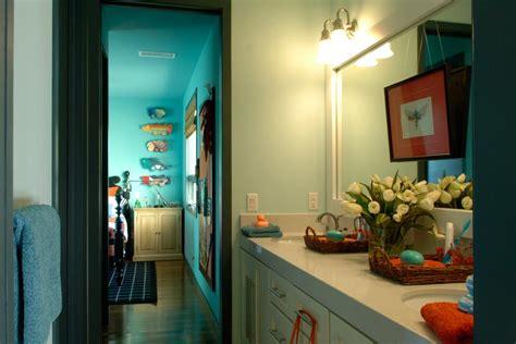 jack and jill bathroom decor 12 stylish bathroom designs for kids hgtv