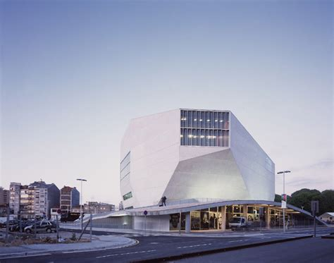 portuguese house music house of music in porto portugal allarchitecturedesigns