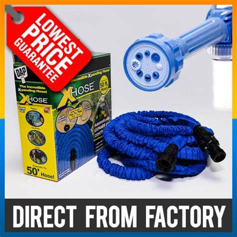 Magic X Hose 75 Meter Xhose 25 Ft With Connector Type A x hose xhose 25 50 75 ft ez jet water cannon s end 6 4 2016 6 15 00 pm
