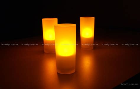 candele philips свечи philips imageo candlelights белый 3 set 69108 60