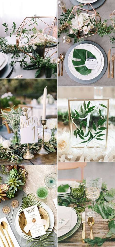 wedding table setting ideas 25 best ideas about wedding trends on 2017