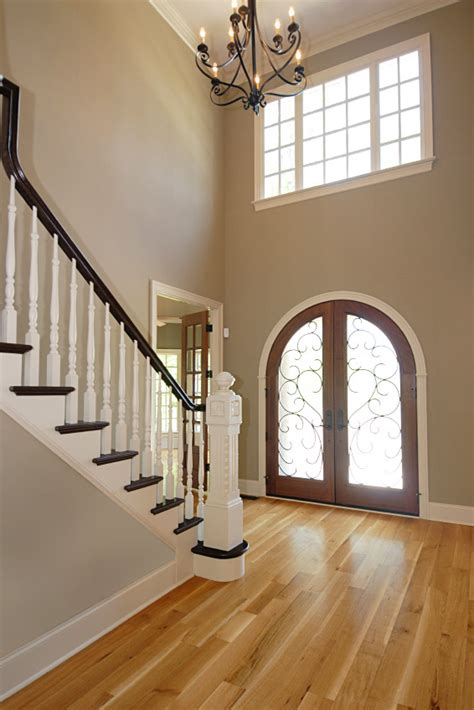 front foyer entryway design