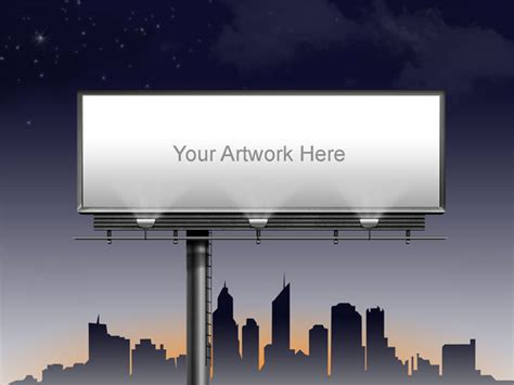 billboard design template design a poster and submit your work to our