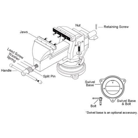 diagram of bench vice parts for craftsman vice parts tractor engine and wiring