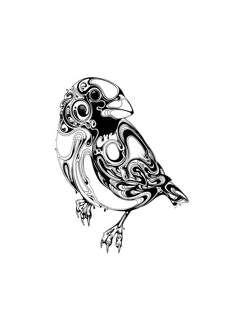 Si Illustrations by Drawing Illustration Black And White Design Animal Ink