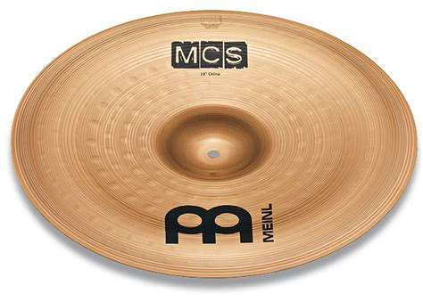 Meinl Hcs 18 Inch China Cymbal Hcs18ch meinl mcs 18 china cymbal musiccentre co uk
