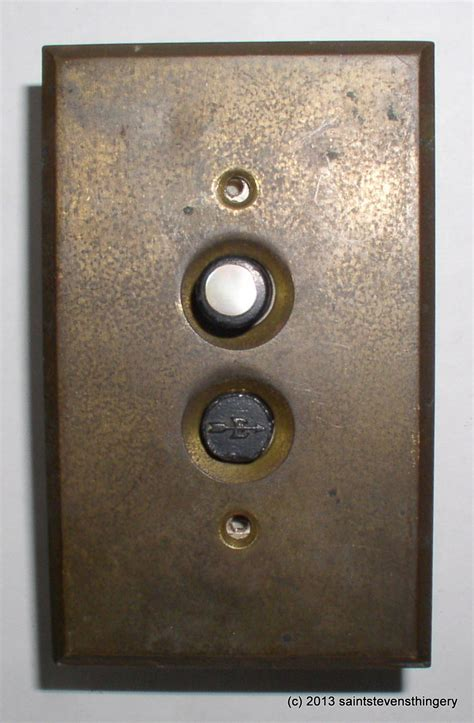 Antique Push Button Light Switch Imgkid Com The