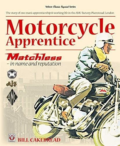 and labor classic reprint books motorcycle apprentice classic reprint motoring books