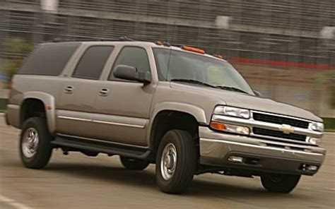 2003 chevrolet suburban user reviews cargurus