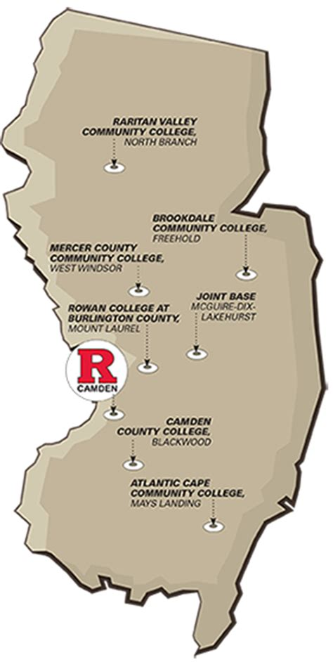 Rutgers School Of Business Camden Mba Program by Programs And Locations Rutgers Camden