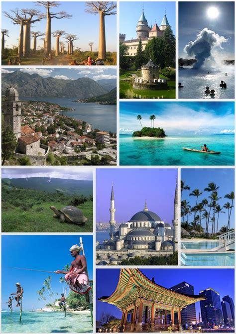 los diez mejores destinos de los mejores destinos turisticos del 2013