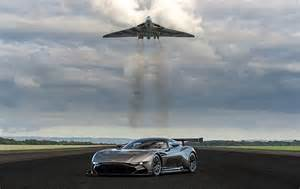 Aston Martin In Aston Martin Vulcan In Tribute To Its V Bomber Namesake
