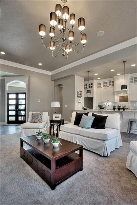 sherwin williams paint store boise id hickories model home traditional family room boise