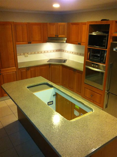 kitchen and bathroom resurfacing kitchens gold coast which layout suits you renew