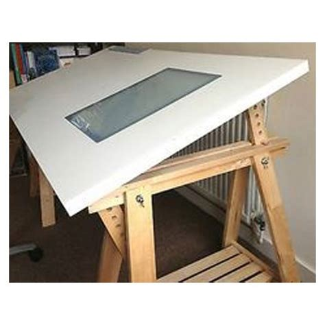 Trestle With Shelf by Beech Wood Desk Table Leg Trestle With Shelf Height And