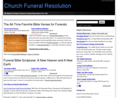 church funeral resolution template churchfuneralresolution church funeral resolution