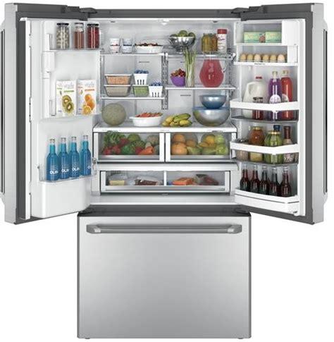 ge cafe refrigerator counter depth door cye22ushss ge cafe series 36 quot energy 22 2 cu ft