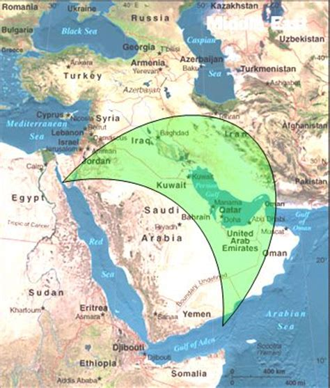 shia crescent in the middle east is a good news for islam
