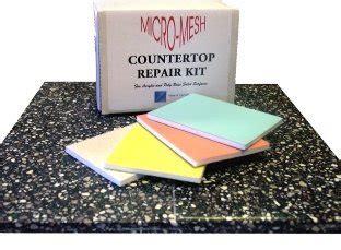 Corian Countertop Maintenance by Micro Mesh Corian Countertop Repair Kit Buy In