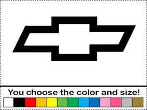 Tile Transfer Stickers Kitchen - chevy bowtie symbol logo emblem vinyl decal car truck window sticker