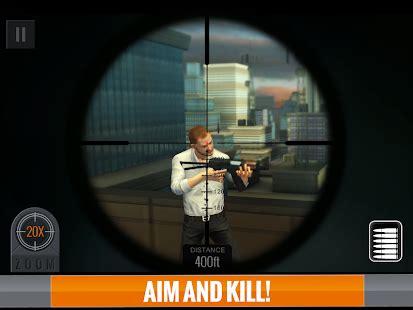 sniper 3d assassin: free games mod 1.6.1 apk – underclass
